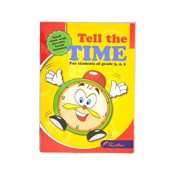 Tell The Time Book